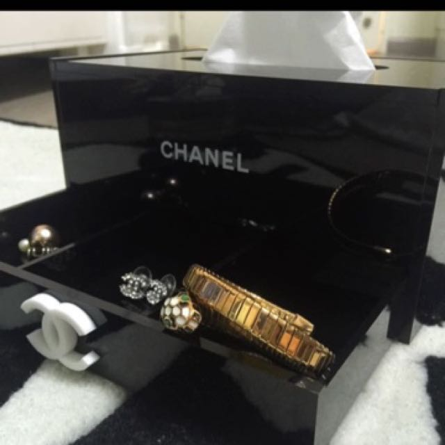 Chanel Jewelry Box 1000 Jewelry Box