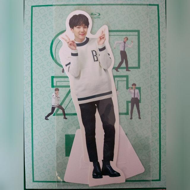 WANT TO TRADE - 3RD MUSTER BLU-RAY DVD STANDEE