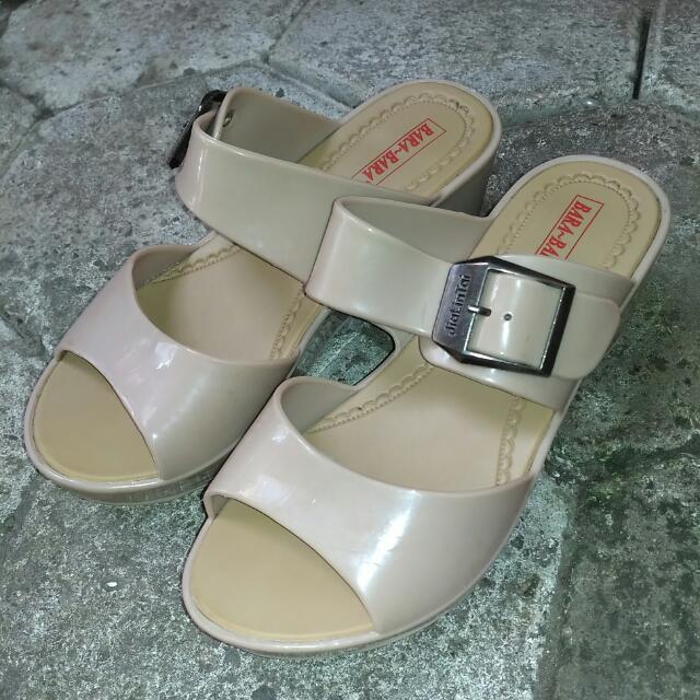 Wedges Brown Jelly