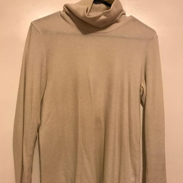 White Sweater Jumper 10 8