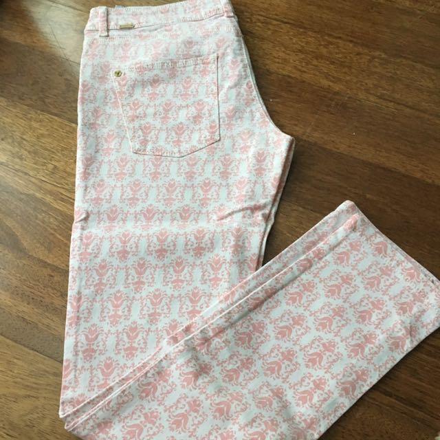 Zara Jeans Mid Rise Skinny Eur 38