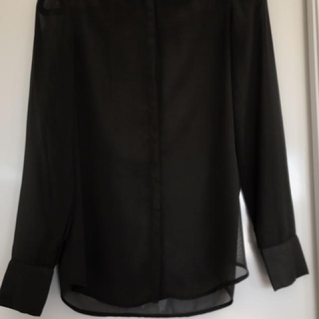 ZARA Shirt (Size XS)