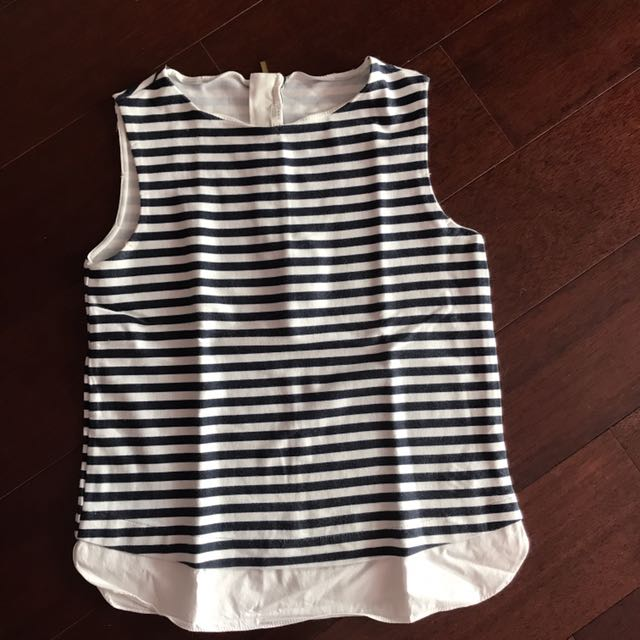 Zara Trafaluc Stripes