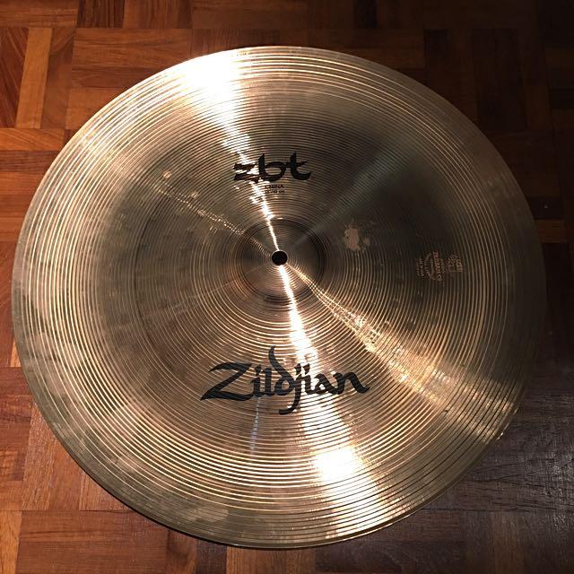 c6df4ab69465 ZIldjian ZBT China Cymbal 18 Inch