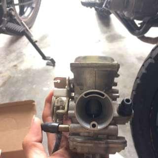 Carburetor Kawa D-Tracker 150