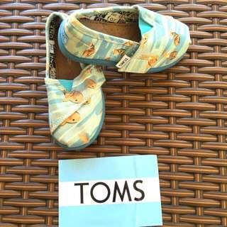 Preloved Toms Classic Kol Fish