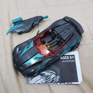 Transformers DOTM Darksteel