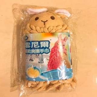 🐰兔兔擦手巾(米)