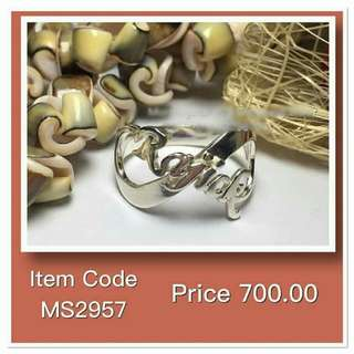 Personalized Silver 925