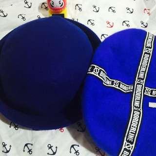 貝蕾帽、禮帽