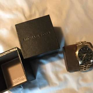 Michael Kors Black & gold Watch