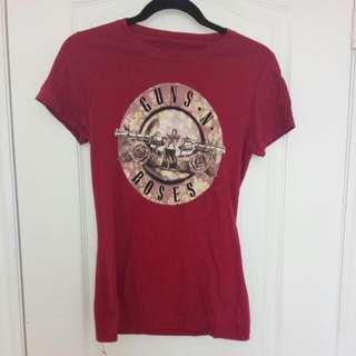 Guns N' Roses Tshirt