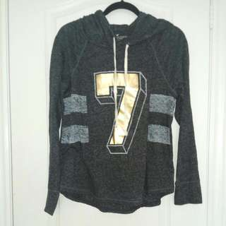 American Eagle '7' Sweater