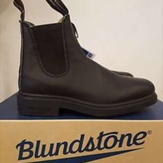 Blundstone Brand New Black Chisel Toe