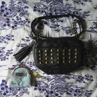 Small Cross-body Bag & Coin Purse