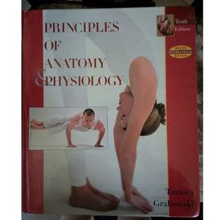 Medical book : Principles of Anatomy & Physiology