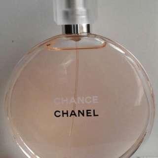 Huge Chanel Chance Vive EAU De Toilette 150ml New No Box Tester