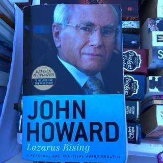 John Howard Autobiography