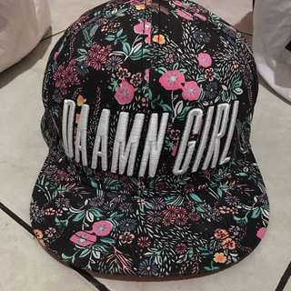 H&M Damn Girl Snapback #clearancesale