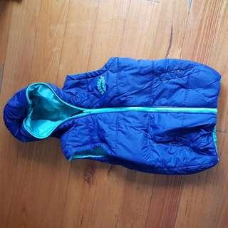Russel Athletic Reversible Puffer Vest