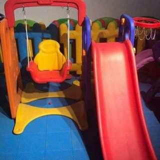 3in1 Slides For Kids
