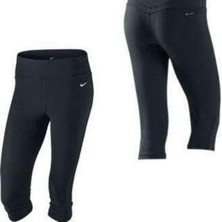 Nike Dri Fitt 3/4 Tights