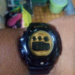 Baby G Legit Casio Watch