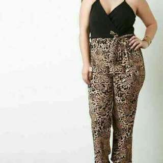 Jumpsuit *Plus Size*