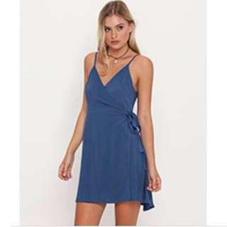 Mooloola Wrap Dress