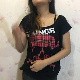 Terranova Grunge Shirt