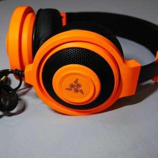 Razer Kraken Neon Orange (w/o Mic)