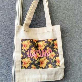 Limited Design Printed Tote Bag