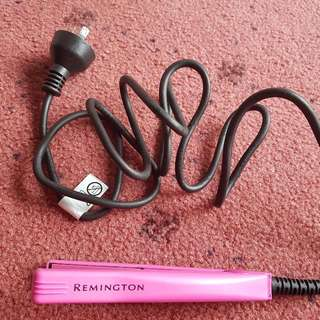 Remington Mini Hair Straightener