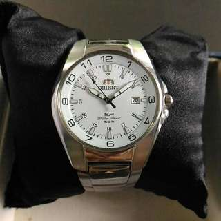 Orient Stainless Steel Watch 40mm (Japan)