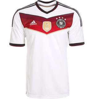 AUTHENTIC Adidas Germany 4star Home Jersey