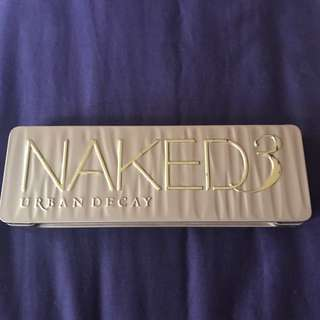 Naked 3 Eyeshadow Palette 12 Colours