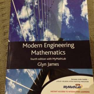 Engineering Textbook - Modern Engineering Mathematics