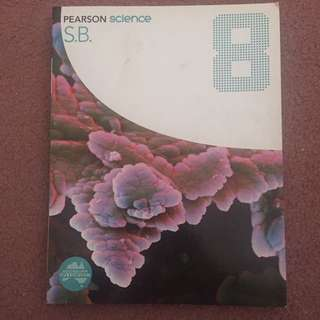 Pearson Science 8 Textbook