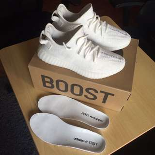 Yeezy Cream White US8