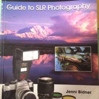 Guide To SLR Photography