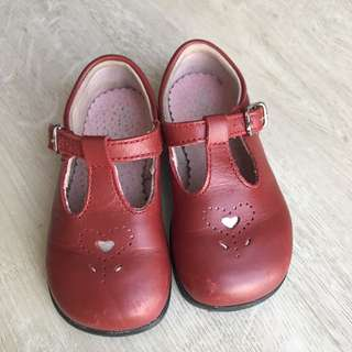 Start Rite Girls Leather Shoes