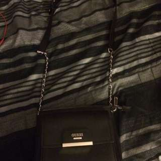 BRAND NEW GUESS CROSSBODY PURSE AND WALLET