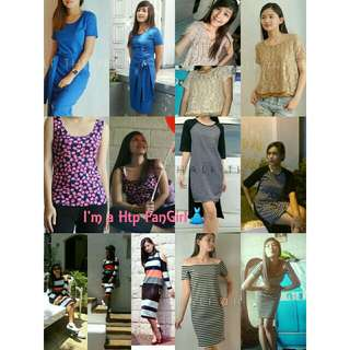 I Am An HtP Fan Girl And Love To Collects Their Items👚now I'm Selling Pre-loved From My Htp Closet.
