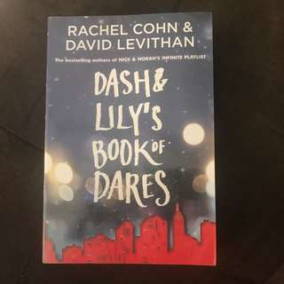 Dash & Lily's Book of Dares by Rachel Cohn & David Levithan