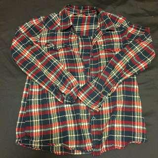 Bluenotes Plaid Shirt