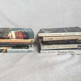 Book Sale Bundled Books
