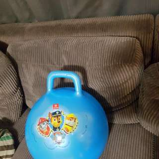 PAW PATROL BOUNCE BALL TOY