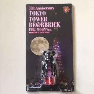 55th Tokyo Tower Bearbrick Full Moon Ver.