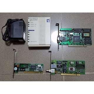 電腦LAN配件