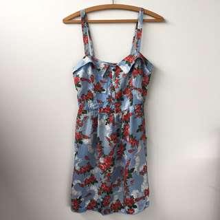 Billabong Fifties Style Dress
